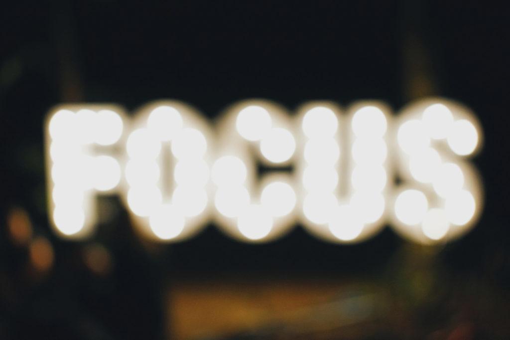 Focus is belangrijk bij het value beleggen.